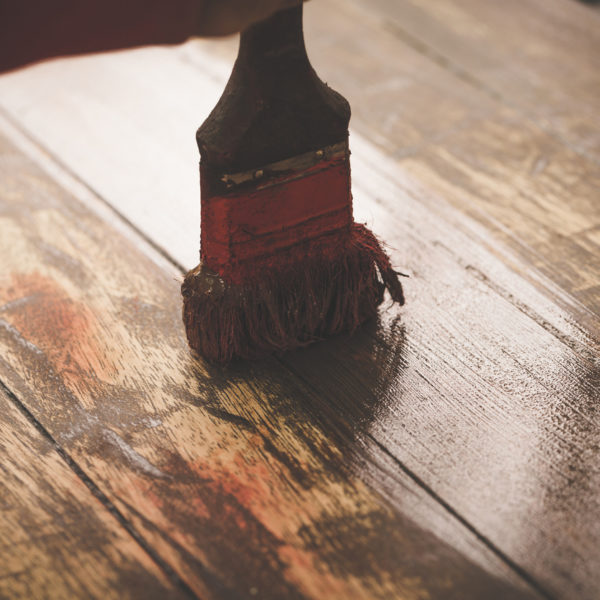 Qué es la imprimación de la madera y para qué se usa