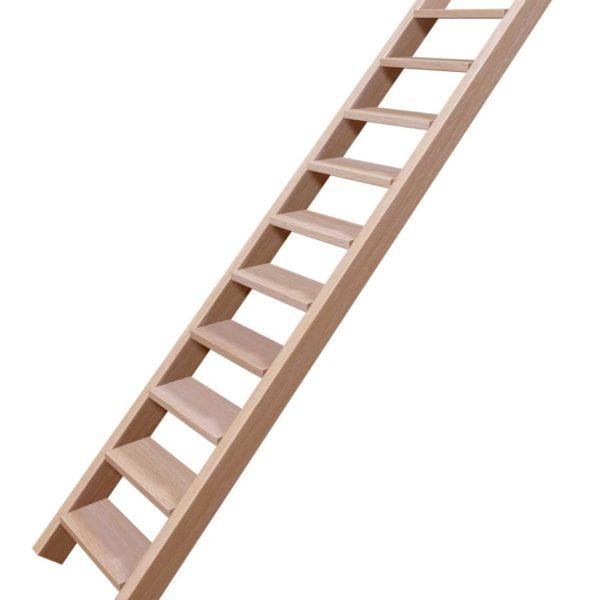 Cómo hacer una escalera de madera para casa