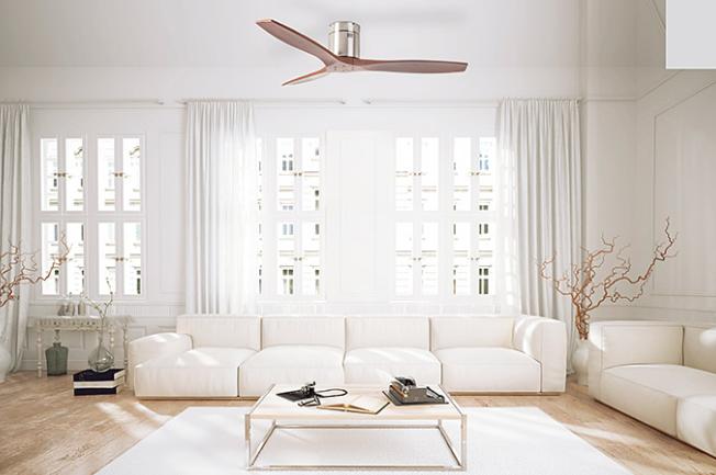 cómo colocar un ventilador de techo