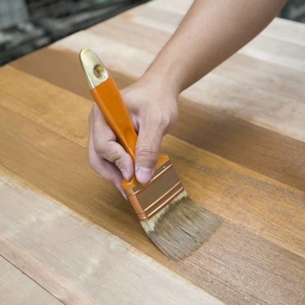 Pintar muebles sin lijar en 4 sencillos pasos