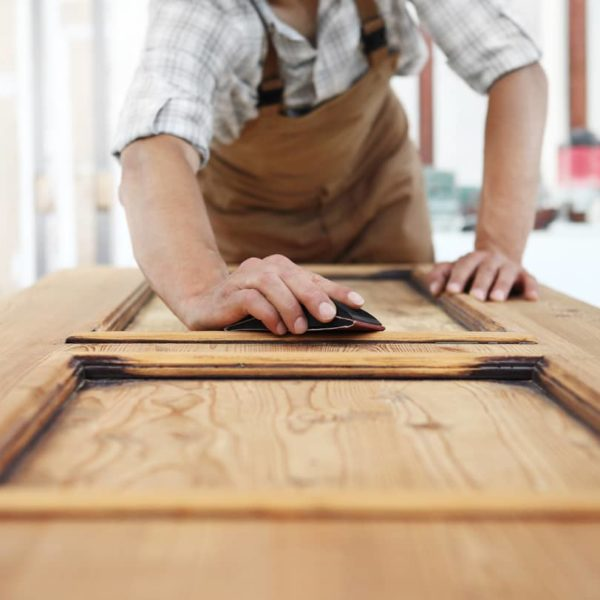 Cómo quitar pintura de la madera rápido y fácil