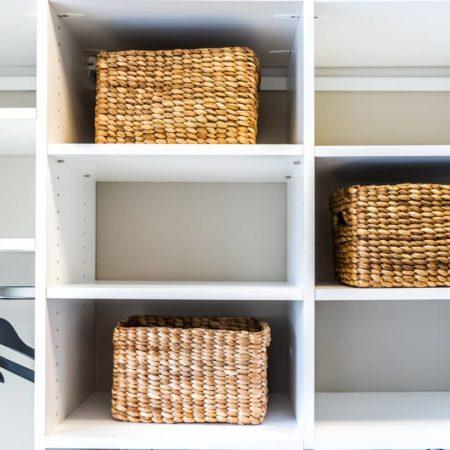 Cómo forrar un armario empotrado en 6 pasos