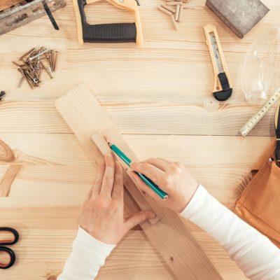 5 ideas de bricolaje con madera: ¡querrás hacerlas todas!