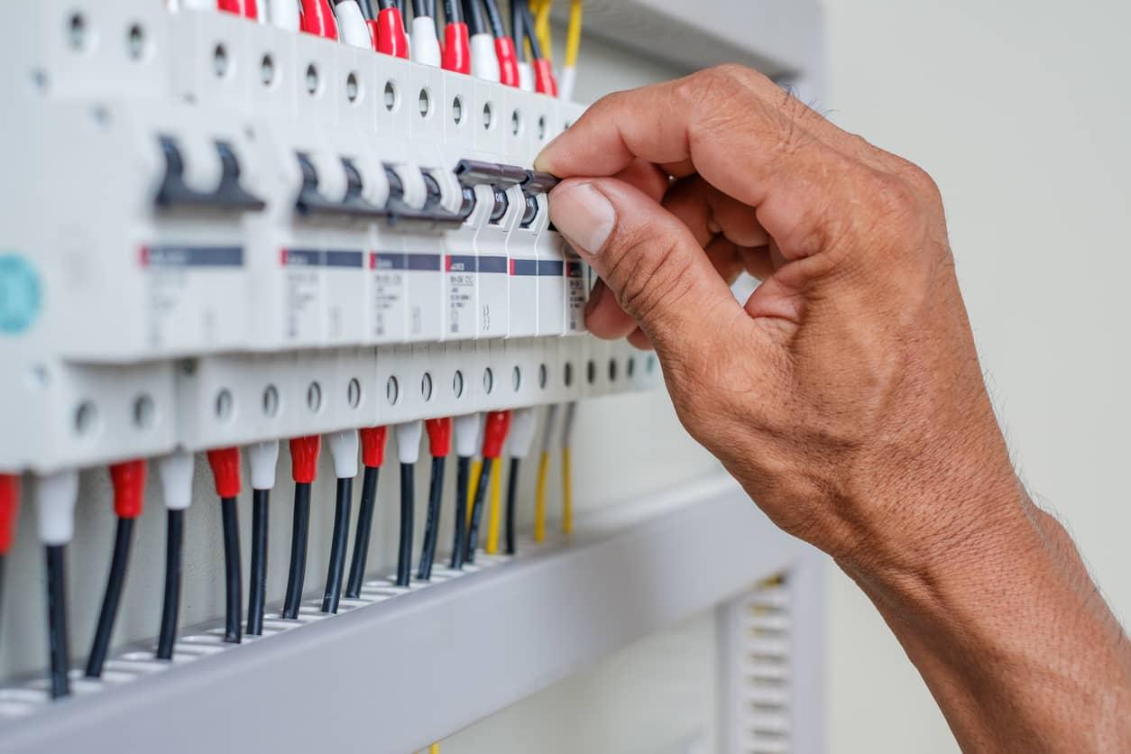 Instalación eléctrica vivienda