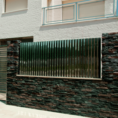 Revestimiento para pared exterior: instalación paso a paso