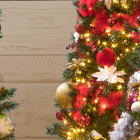 Llena de magia tu hogar con estas ideas de decoración de Navidad