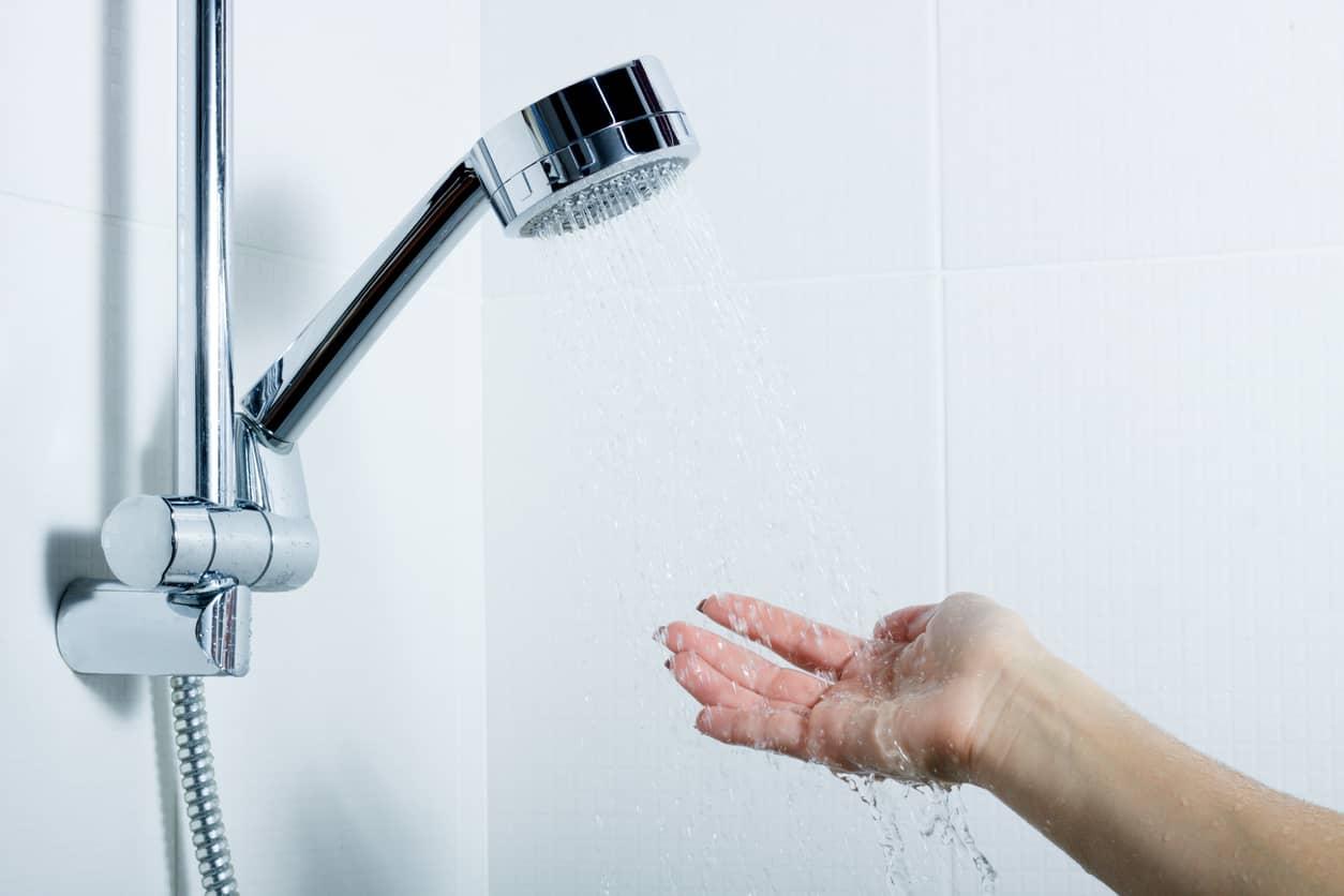 Grifo termostático ducha