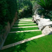 Jardines con poco mantenimiento en casa