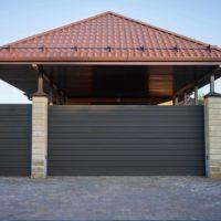 Cómo instalar una puerta corredera de garaje en 11 pasos