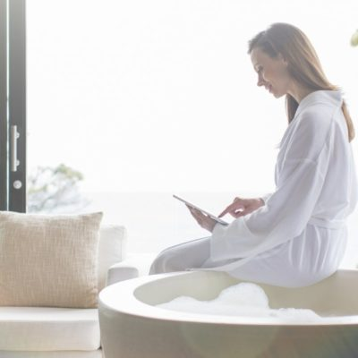 Baño inteligente: una nueva forma de ahorrar y ganar confort