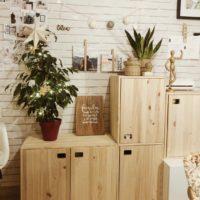 ¿Qué tipos de muebles de pino existen?