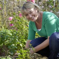 Cómo hacer una jardinera de madera para la menta