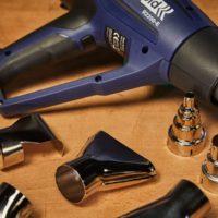 Pistola de aire caliente: cómo usarla correctamente