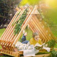 Tipi de madera: así es cómo puedes hacerlo tú mismo