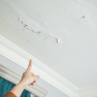 Cómo pintar paredes con humedad