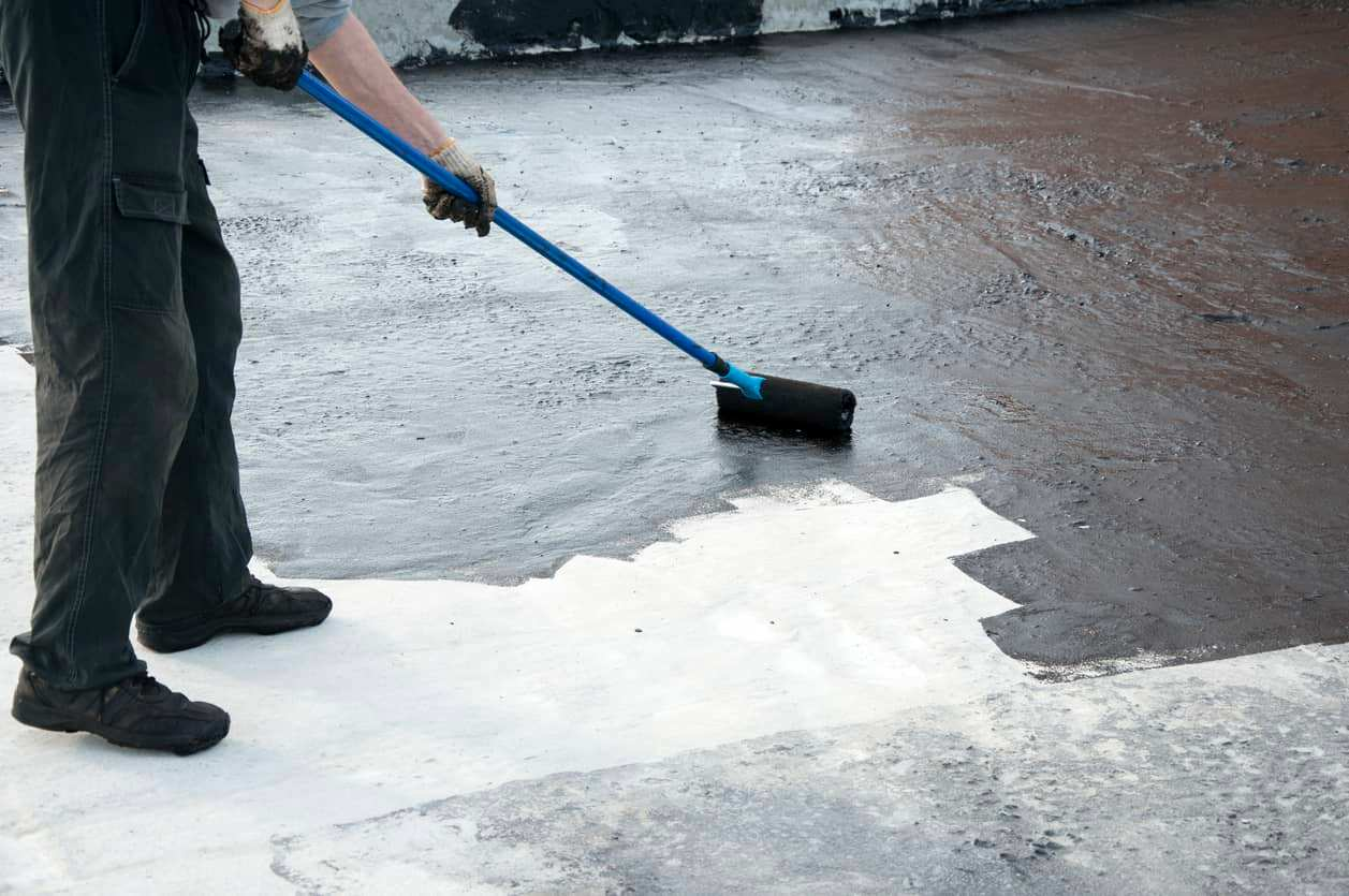 Pintar suelo hormigón exterior
