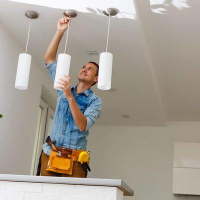 Cómo instalar una lámpara de techo paso a paso