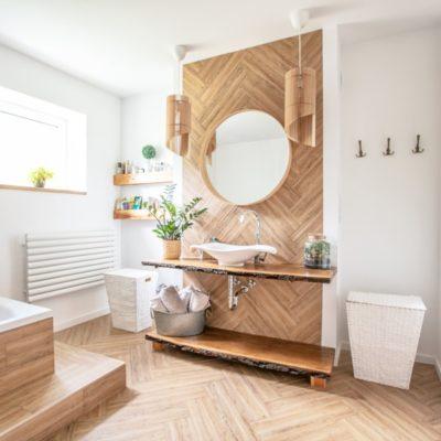 Trucos para cambiar el revestimiento de las paredes del baño sin obras