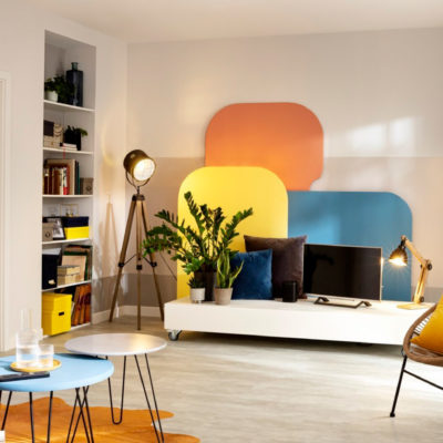 Spring colours: ¡tendencia de decoración con colores!