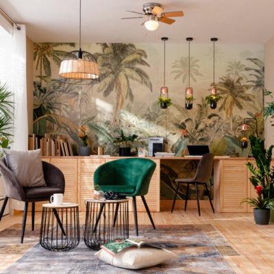 Summer tropic: ¡la tendencia de decoración tropical que triunfa!
