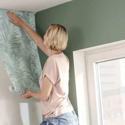 ¿Cómo poner papel pintado como un profesional?