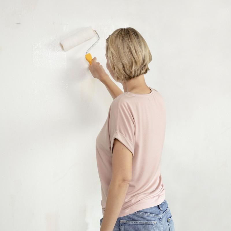poner papel pintado