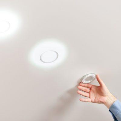 Ideas y consejos para poner focos sin falso techo