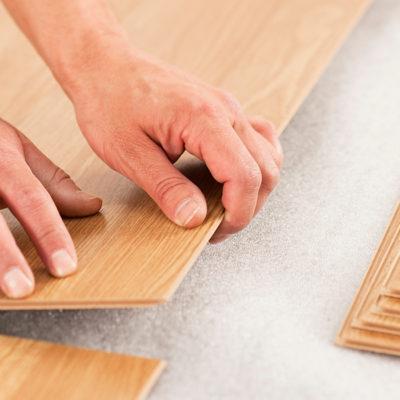 ¿Cómo instalar tu nuevo suelo laminado con sistema de clic?