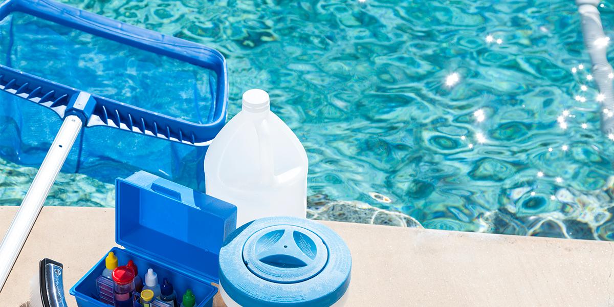 cómo preparar la piscina para verano