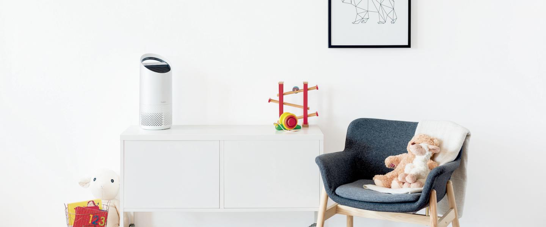Mejorar calidad aire casa