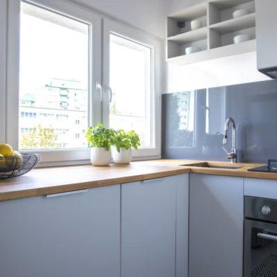 10 ideas para hacer reformas de cocinas pequeñas