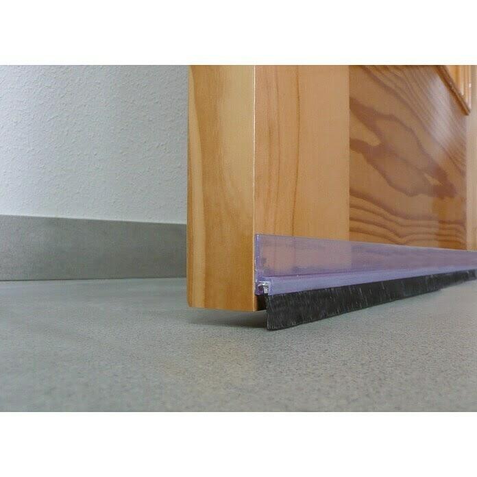 Aislar puerta de entrada burletes sencillos