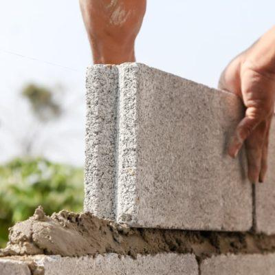 Cómo hacer un muro de hormigón con bloques Ytong