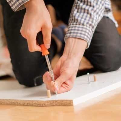 Técnicas para ensamblar madera
