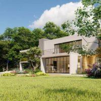 3 ideas para revestir la fachada de tu hogar