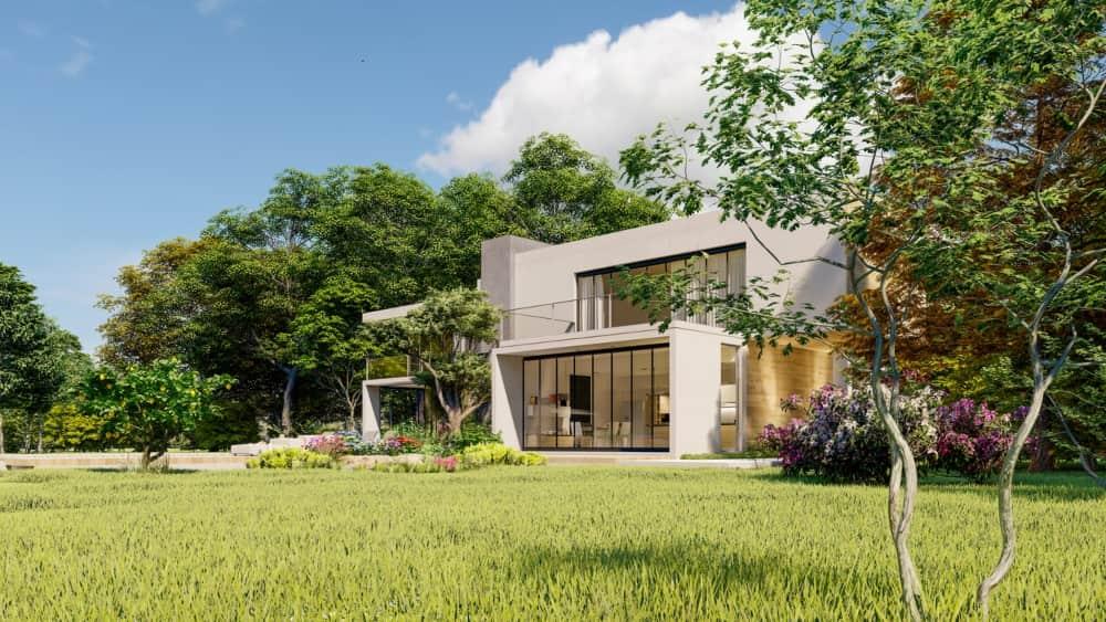 Revestir fachada hogar