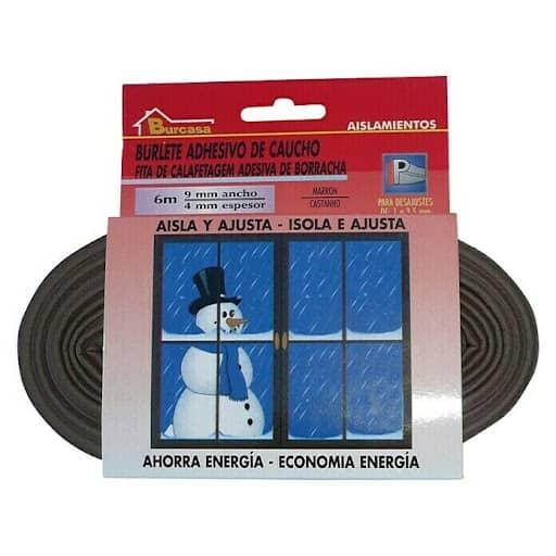 cambiar junta goma ventana aluminio