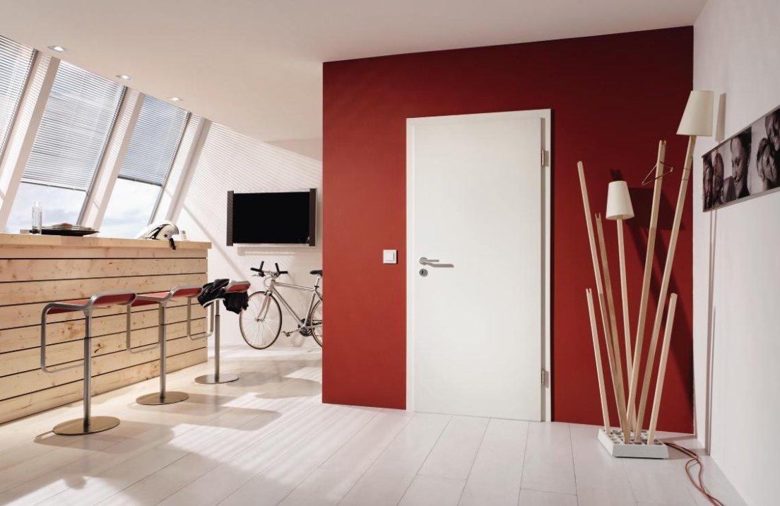 cómo elegir el color de las puertas de interior