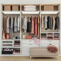 Ideas para ordenar los armarios de tu casa